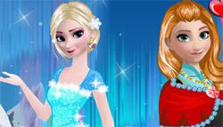 Vesti Elsa ed Anna di Frozen