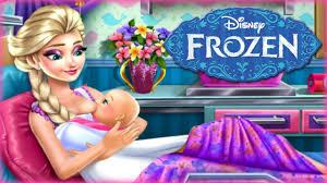 Elsa e il suo bebè