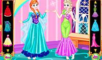 Vesti le 2 principesse